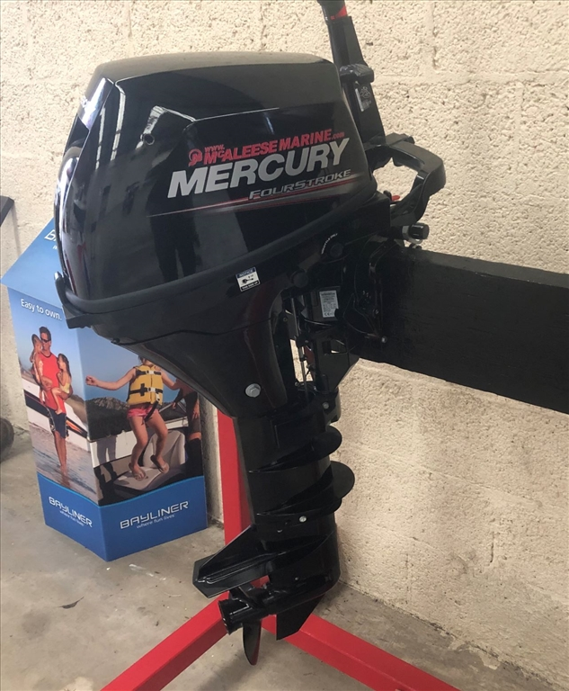 Mercury 8 Fourstroke