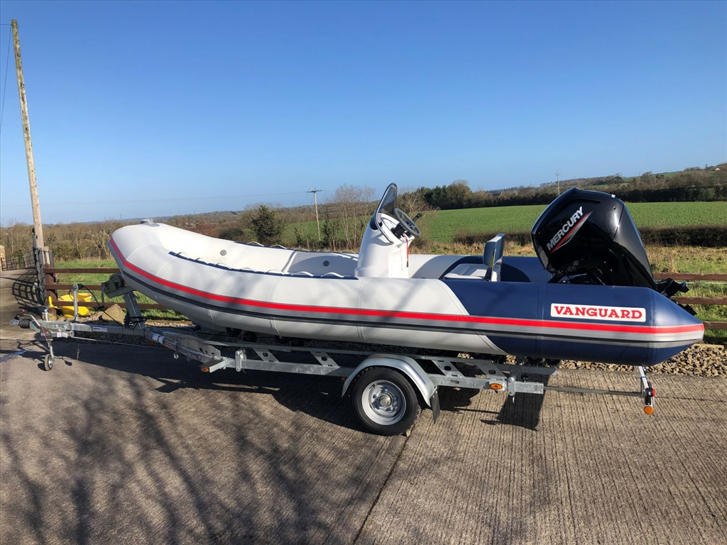 Vanguard DR 560 Family Rib