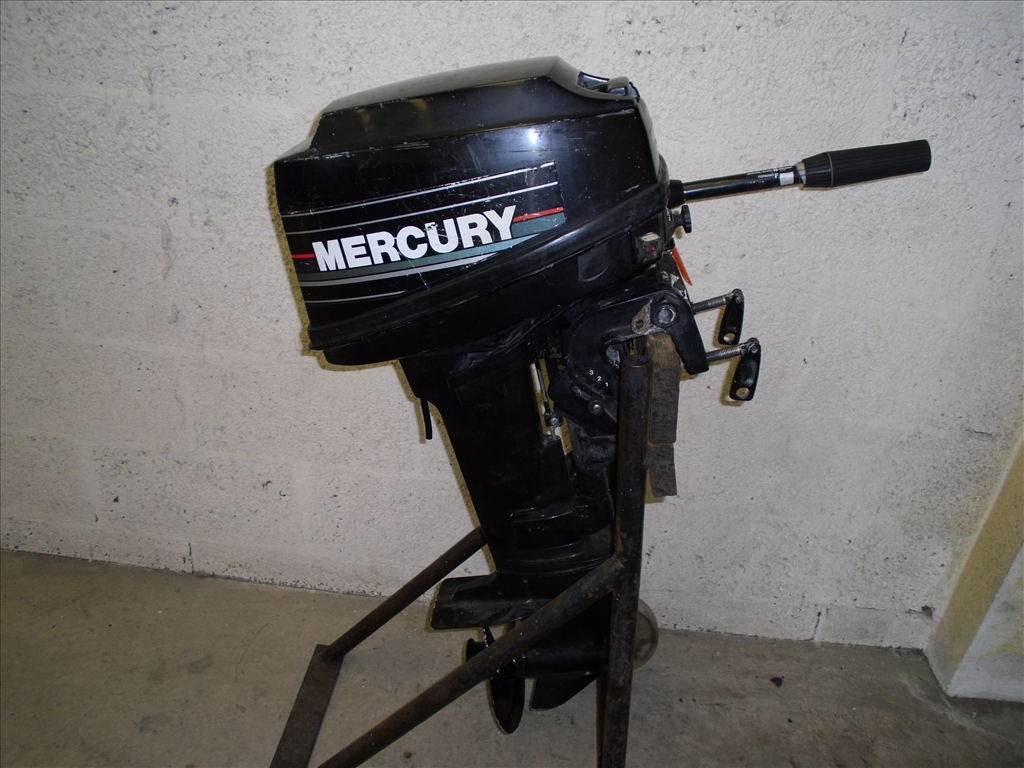Mercury 8HP Outboard